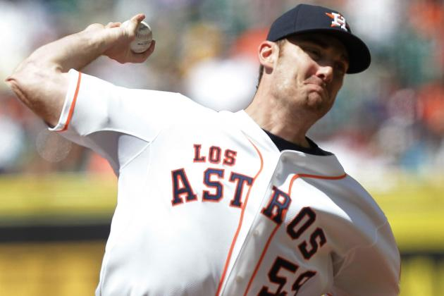 Tigers Hand Astros Sixth Straight Loss