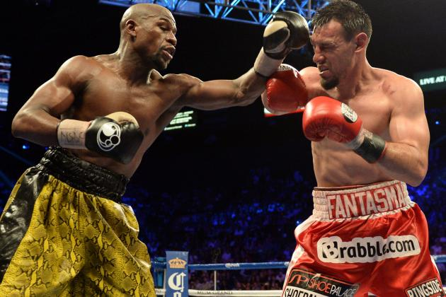 Mayweather vs. Guerrero Highlights: Watch Video of Money Sustaining Perfection