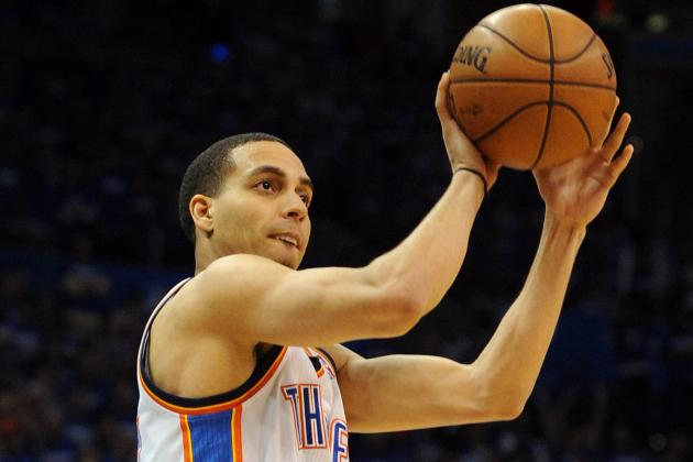 Kevin Martin Is Looking Like the Old Kevin Martin Again