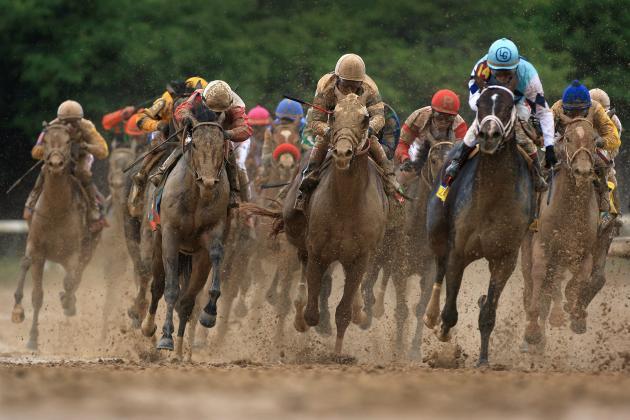 Verrazano Will Bounce Back from Poor Kentucky Derby in 2013 Preakness Stakes