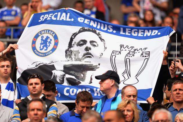 Jose Mourinho's Special Relationship with Chelsea Provides an Eternal Story