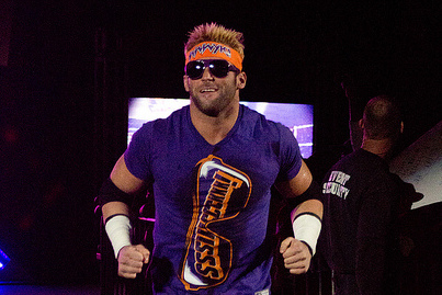 Should Zack Ryder Just Quit WWE and Try to Go to Impact Wrestling?