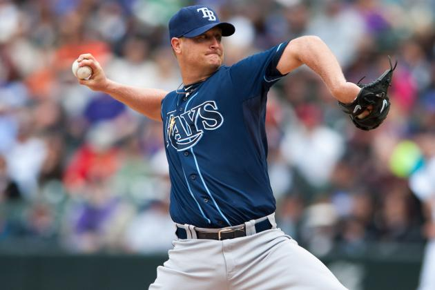Alex Cobb Bulldogs Rockies, Rays Defeat Rockies 8-3 to Win Series