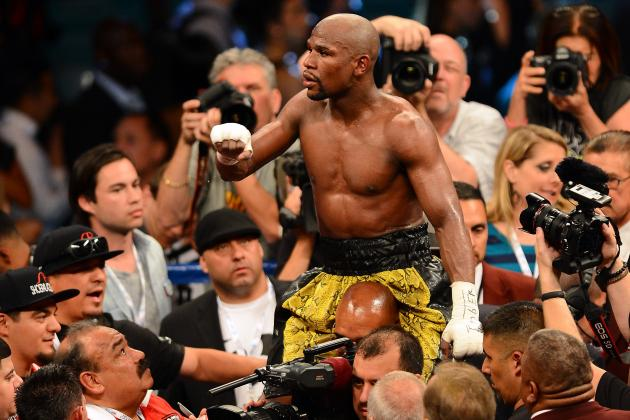 Mayweather vs. Guerrero Results: Ranking Money's Next Possible Opponents