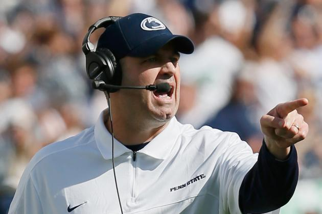 The NFL Wants Bill O'Brien, but Penn State Is Where He Belongs for Now