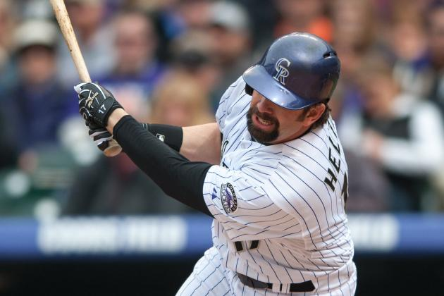 Sloppy Rockies Lose to Tampa Bay Rays, Drop Series at Coors Field