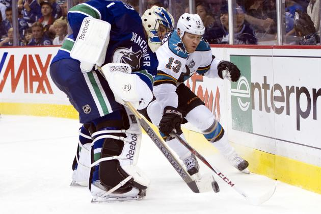 Canucks vs.  Sharks: ESPN GameCast