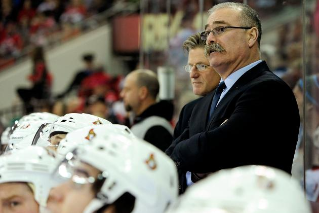 Therrien Calls MacLean's Late Timeout 'Classless'