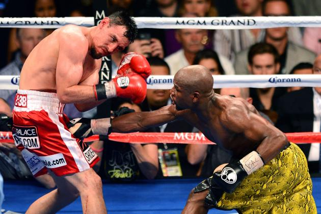 Guerrero vs. Mayweather: What's Next for the Ghost After Loss to Money May?