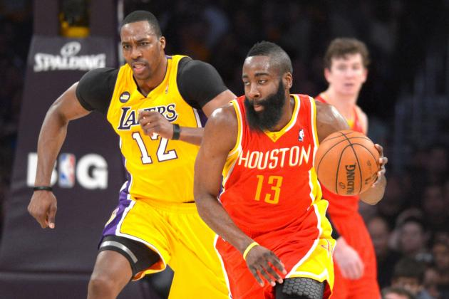 James Harden Thinks Houston Rockets Could 'Possibly' Lure Dwight Howard