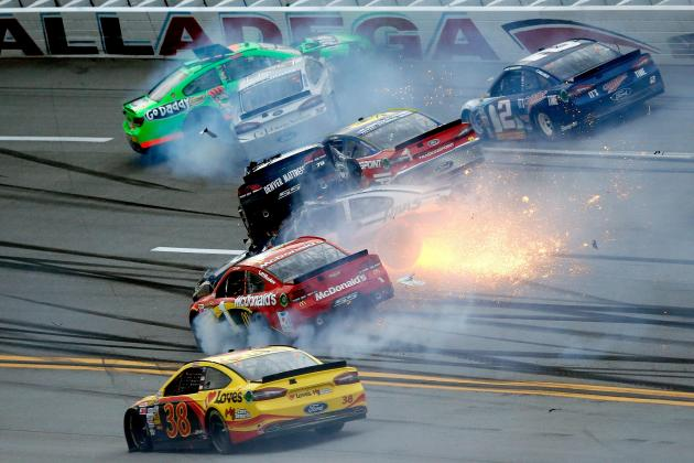 Talladega: NASCAR Needs New Blueprint for Restrictor-Plate Racing
