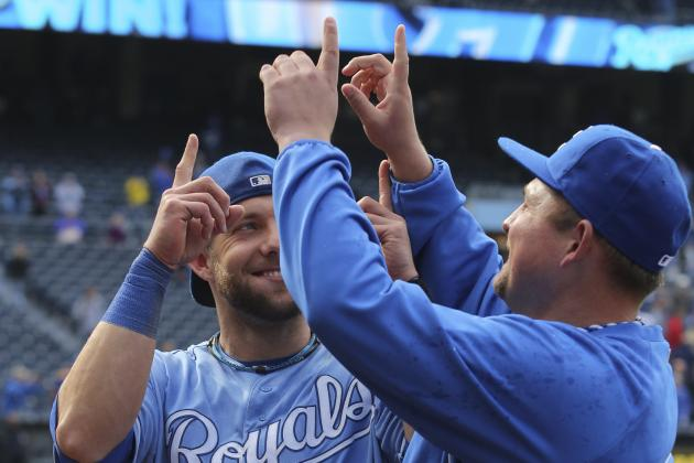 Billy Butler, Alex Gordon Power Royals to Victory in Dramatic Fashion
