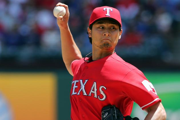 Darvish Shows off Big Arm, Bigger Heart vs. Red Sox