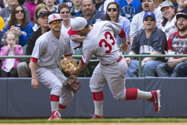 Cards Crush Brewers, Sweep 4-Game Series