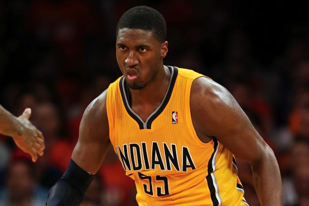 Roy Hibbert Proves Worth to Pacers