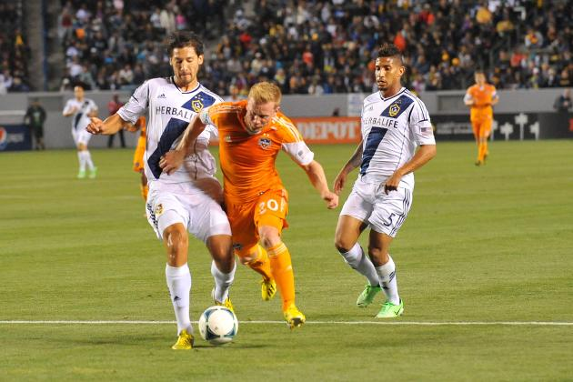 Houston Dynamo defeats LA Galaxy