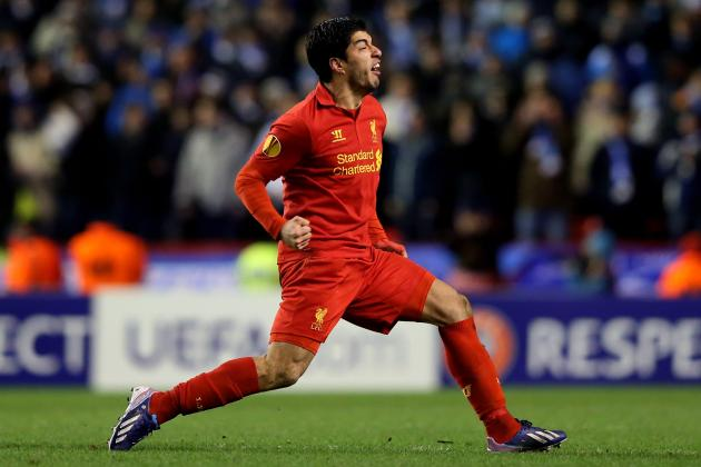 Liverpool Transfer News: Luis Suarez's Desire to Stay Is Great News for Reds