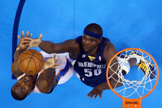 Grizzlies vs. Thunder: Game 2 Preview, Schedule and Predictions