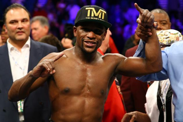 Floyd Mayweather Won't Be Beaten in His Final 5 Fights