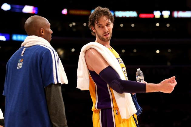 Lakers Trade Rumors: Most Ideal Destinations for Pau Gasol