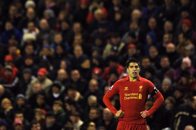 Why Luis Suarez Bite-Gate Will Ultimately Benefit Liverpool