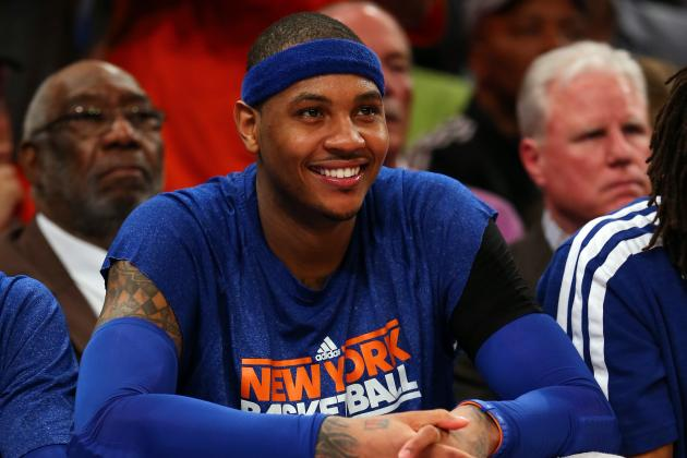 Why My MVP Vote This Year Was Carmelo Anthony