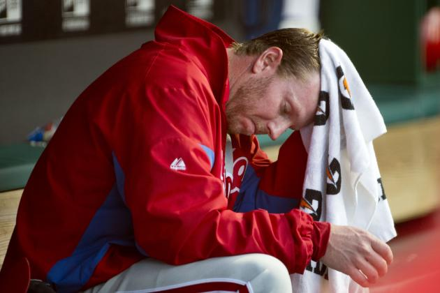 Philadelphia Phillies Faced with Reality That Roy Halladay May Never Be Back
