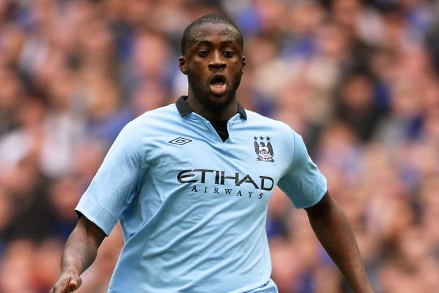 Yaya Toure Should Be Fit for FA Cup Final Despite Muscle Fatigue