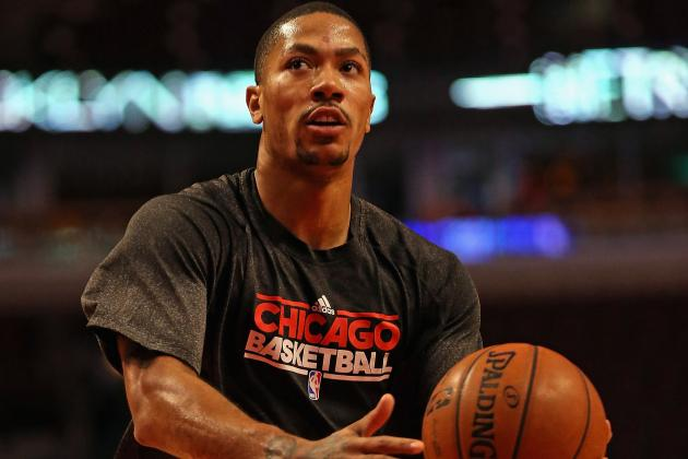 Miami Heat Wise to Prepare for Derrick Rose's Return in Second-Round Series