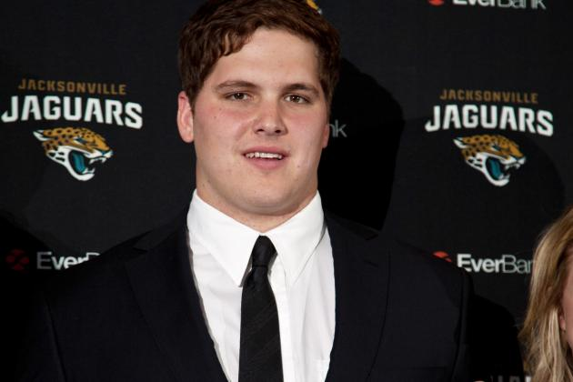 Jaguars Notebook: First-Rounder Luke Joeckel Looking Good