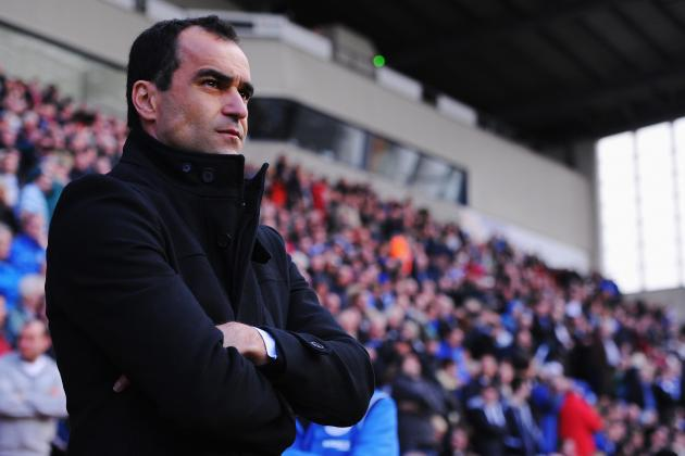 Roberto Martinez Reckons Form of Shaun Maloney Key to Wigan's Survival Hopes