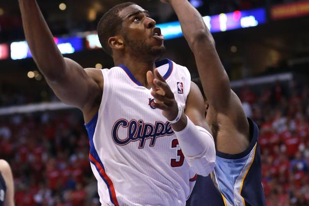 Mavs' CP3 Mission: Make It Cuban vs. Sterling