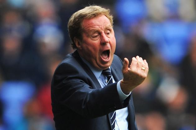 Redknapp Hopes to Put QPR in Championship Promotion Contention Next Term