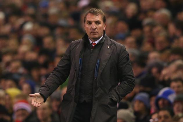 Brendan Rodgers Planning to Bolster His Liverpool Ranks This Summer