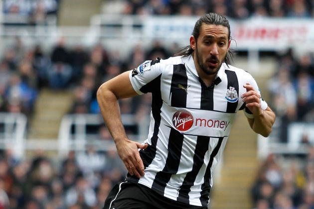 Newcastle Midfielder Jonas Gutierrez Feels the Team Are Showing Fight