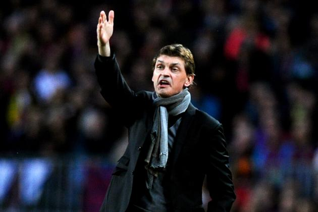 La Liga: Tito Vilanova Hails Barcelona After Win over Real Betis