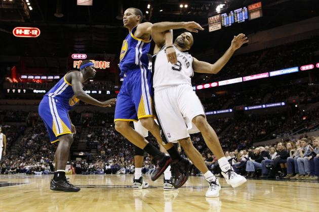 Breaking Down Stephen Curry-Tony Parker Matchup in Spurs-Warriors Playoff Series
