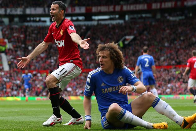 Ferguson Upset by 'Dying Swan' Luiz