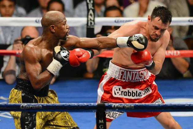 Floyd Mayweather vs. Robert Guerrero: What Money's Win Means for Each Fighter