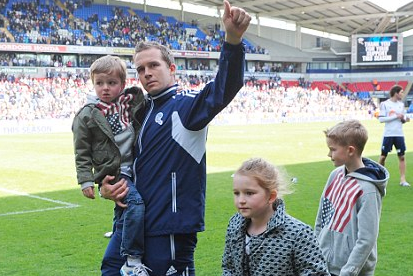Davies Bows out at Bolton with Emotional Send-off After 10-Year Spell