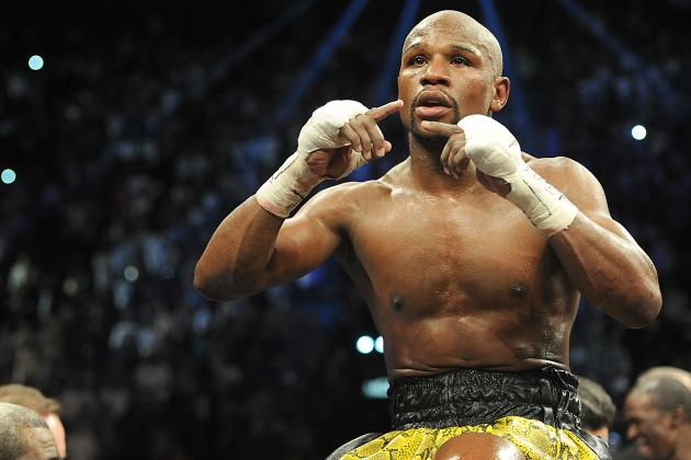 Mayweather vs. Guerrero: Best Welterweights to Challenge Money for Title