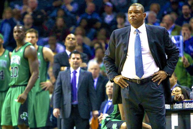 Will Doc Rivers Be a Part of the Boston Celtics' Rebuilding Process?