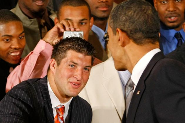 Jacksonville Fans Ask Obama to Get the Jaguars to SignTebow