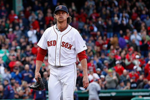 Clay Buchholz Needs to Play Role of Stopper, Help Red Sox 'Turn the Page'