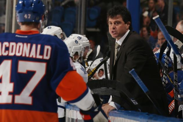 Islanders Refuse to Give in to Doom and Gloom After Deflating Loss