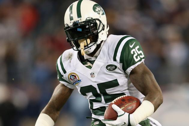 McKnight Planning to Show Jets They Had No. 1 Running Back All Along