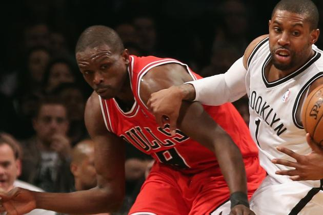 Luol Deng Is Out for Game 1 in Miami