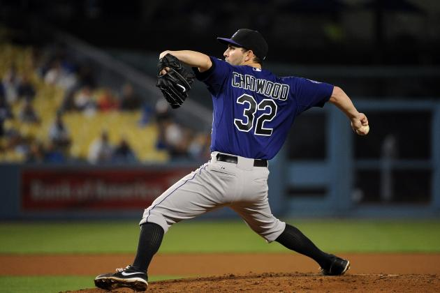 Rockies Return Pitcher Tyler Chatwood to Triple-A Colorado Springs