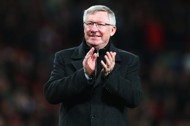 The Story of Alex Ferguson's Manchester United This Season in 5 Tactics Boards