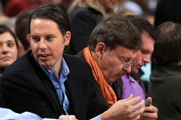 Nuggets President Josh Kroenke Discusses 2012-13 Season